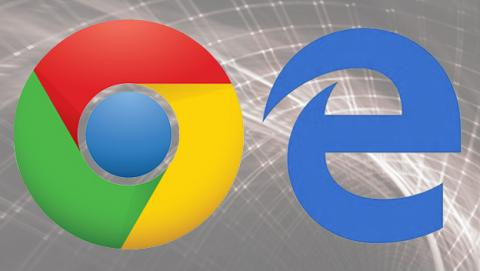 Microsoft Edge contra Google Chrome