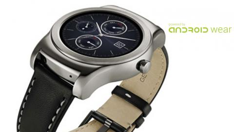 LG urbane con android wear