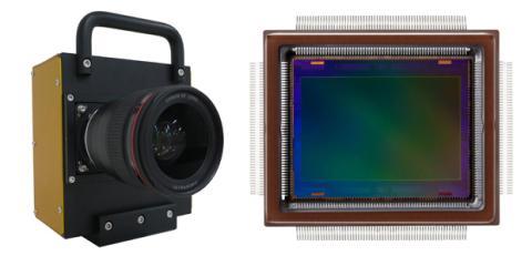 Canon sensor APS-H CMOS