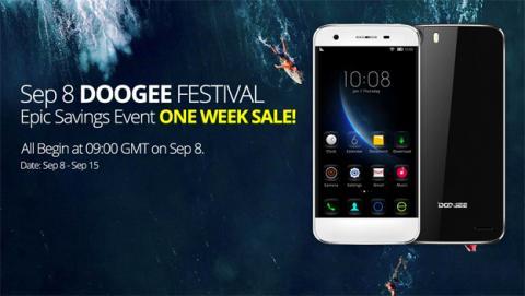 Everbuying lanza el Doogee festival. ¡Aprovecha sus ofertas!
