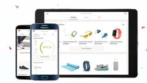 eBay celebra sus 20 años presentando nueva app