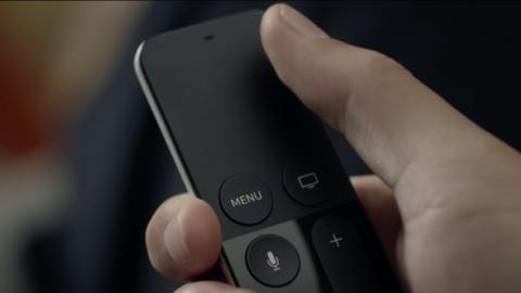Apple presenta en nuevo Apple TV de 4ª generación