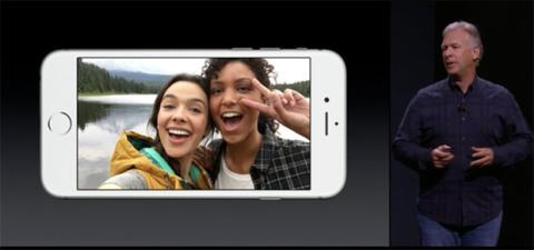 Cámaras iPhone 6S