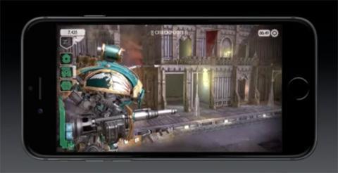 Graficos iPhone 6S