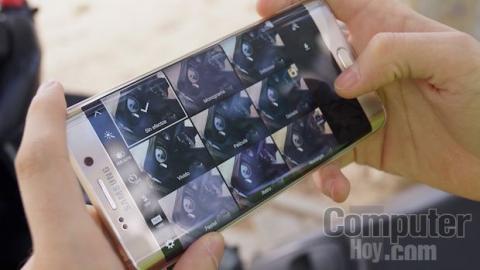 Análisis Samsung Galaxy S6 Edge+