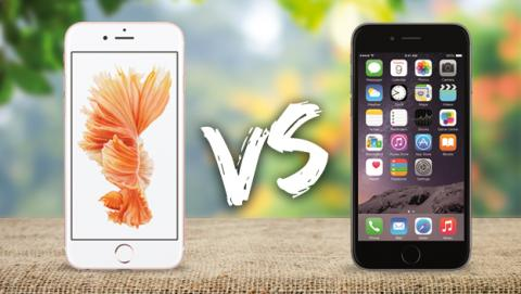 medidas iphone 6 vs 6s