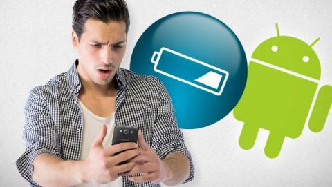 Herramienta que reduce el drenaje de la batería en Android