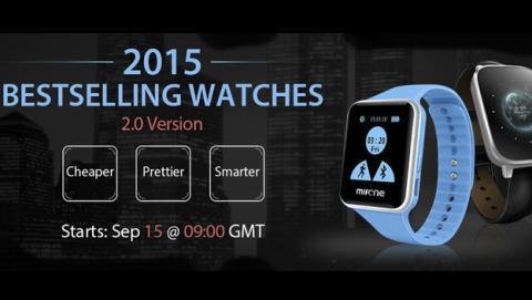 ¿Buscas un smartwatch? Atento a la promoción de Everbuying