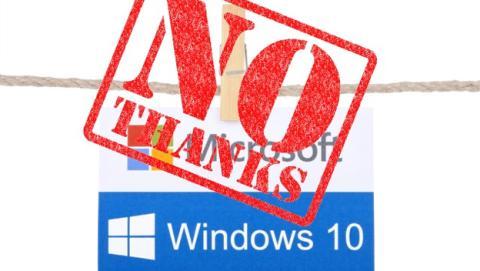 cómo evitar que windows 10 se descargue
