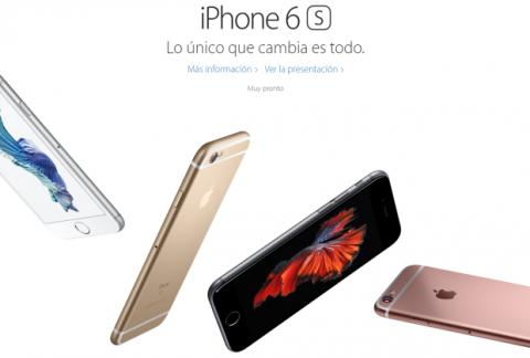 iphone 6s reserva eeuu