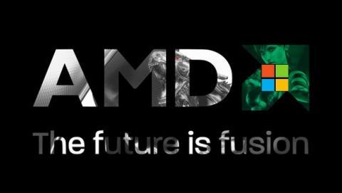 Microsoft podría estar a punto de comprar el fabricante de chips AMD.