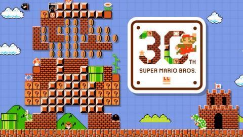 Super Mario Bros cumple 30 años