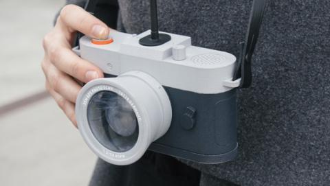 cámara para hipsters