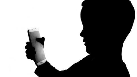 smartphone niños edad