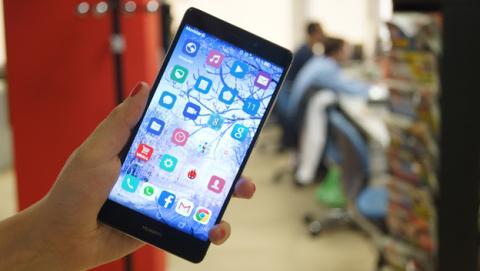 Análisis Huawei Mate S cámara diseño armas principales