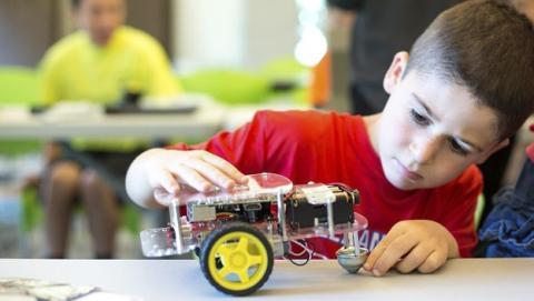 GoBox, para que los niños aprendan programación y robótica