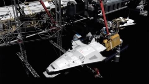 Estacion espacial robots nasa darpa