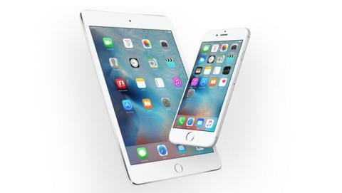 Error iOS 9 no se puede actualizar el software
