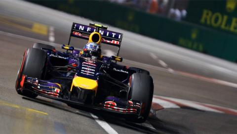 Cómo ver online y en directo Fórmula 1: GP de Singapur 2015 en Internet