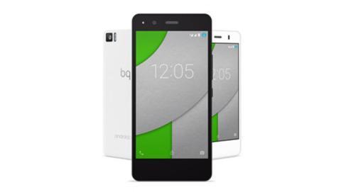 bq Aquaris A4.5 4G primer Android One llega España