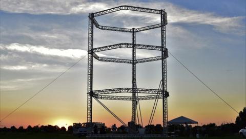 La impresora 3D más grande del mundo podrá construir casas