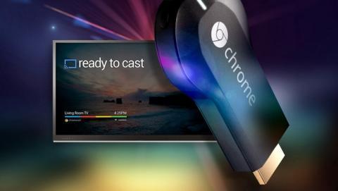 El nuevo Chromecast podría tener mejor Wi-Fi y soporte Spotify