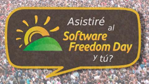 El 19 de septiembre es el Software Freedom Day. ¿Participas?