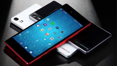 Lenovo Vibe Shot Z90: Smartphone Android para entusiatas de la fotografía