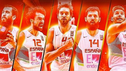 Cómo y dónde ver online y en directo la final del Eurobasket: España vs Lituania en Internet
