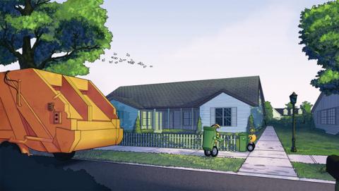 Robots de Volvo recogerán la basura a partir de 2016