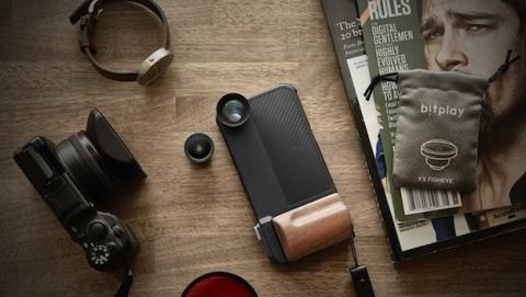 Snap! Pro, la funda de iPhone que te hace fotógrafo profesional
