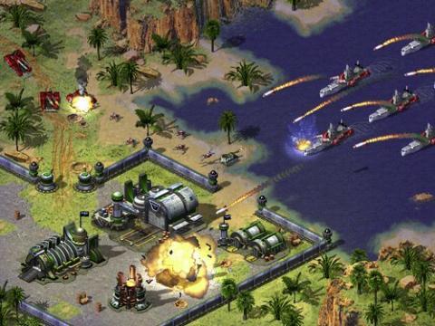 Command & Conquer Red Alert 2 gratis