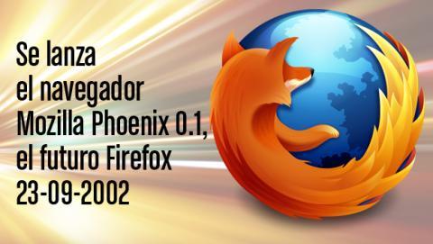 Historia Mozilla