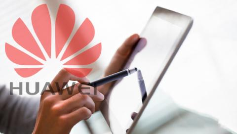 Huawei podría estar planeando lanzar un phablet con stylus