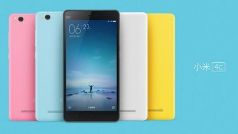 Xiaomi Mi 4C oficial características precio