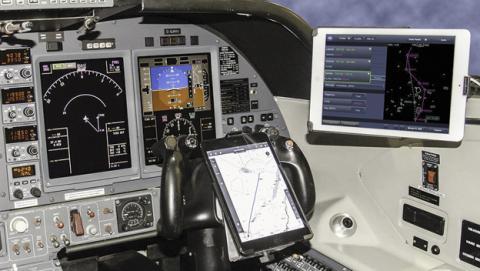 App de la NASA reduce el tiempo y el consumo de los vuelos