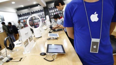 Descubren Apple Store falsas en China
