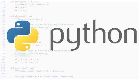 Todo el lenguaje de programación Python condensado en una imagen
