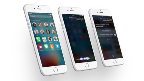 Fallo iOS 9 permite acceder fotos contactos sin PIN