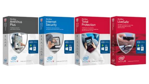 Internet Security McAfee 2016
