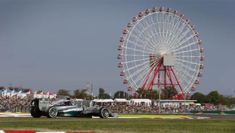 Cómo ver online y en directo Fórmula 1: GP de Japón 2015 en Internet