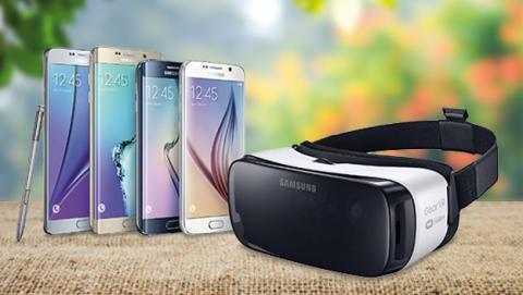 Las nuevas Samsung Gear VR bajan su precio hasta los 99 dólares