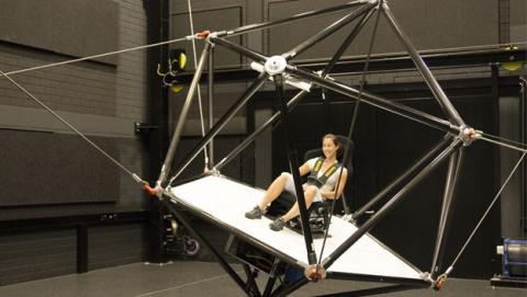 Cable Robot Simulator realidad virtual llega a otro nivel