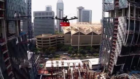 Drones podrán volar en áreas pobladas con un plan de seguridad
