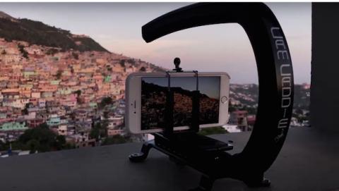 Graban el primer documental en 4K con el nuevo iPhone 6S Plus