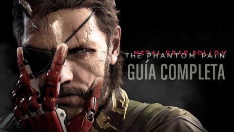 Metal Gear Solid V guía completa