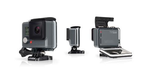 GoPro Hero+, la cámara de acción deportiva barata con WiFi
