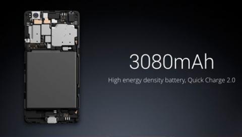La batería del Xiaomi Mi4C es de 3080 mAh
