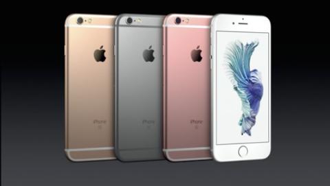 iPhone 6S y iPhone 6S Plus en venta en España el 9 de octubre