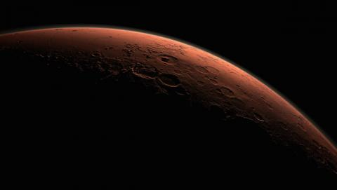 La NASA confirma la existencia de agua salada en Marte